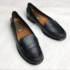 HUSH PUPPIES BLONDELLE LOAFER BLACK LEATHER